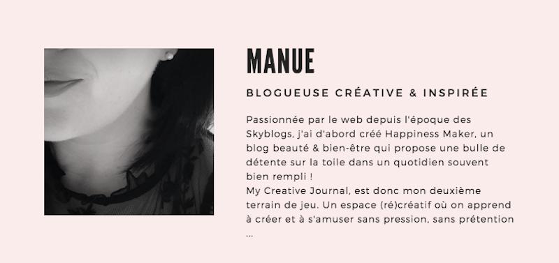 Blog créatif Lyon Bullet journal
