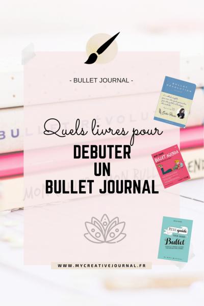 Débuter un Bullet Journal : Les livres pour vous aider !