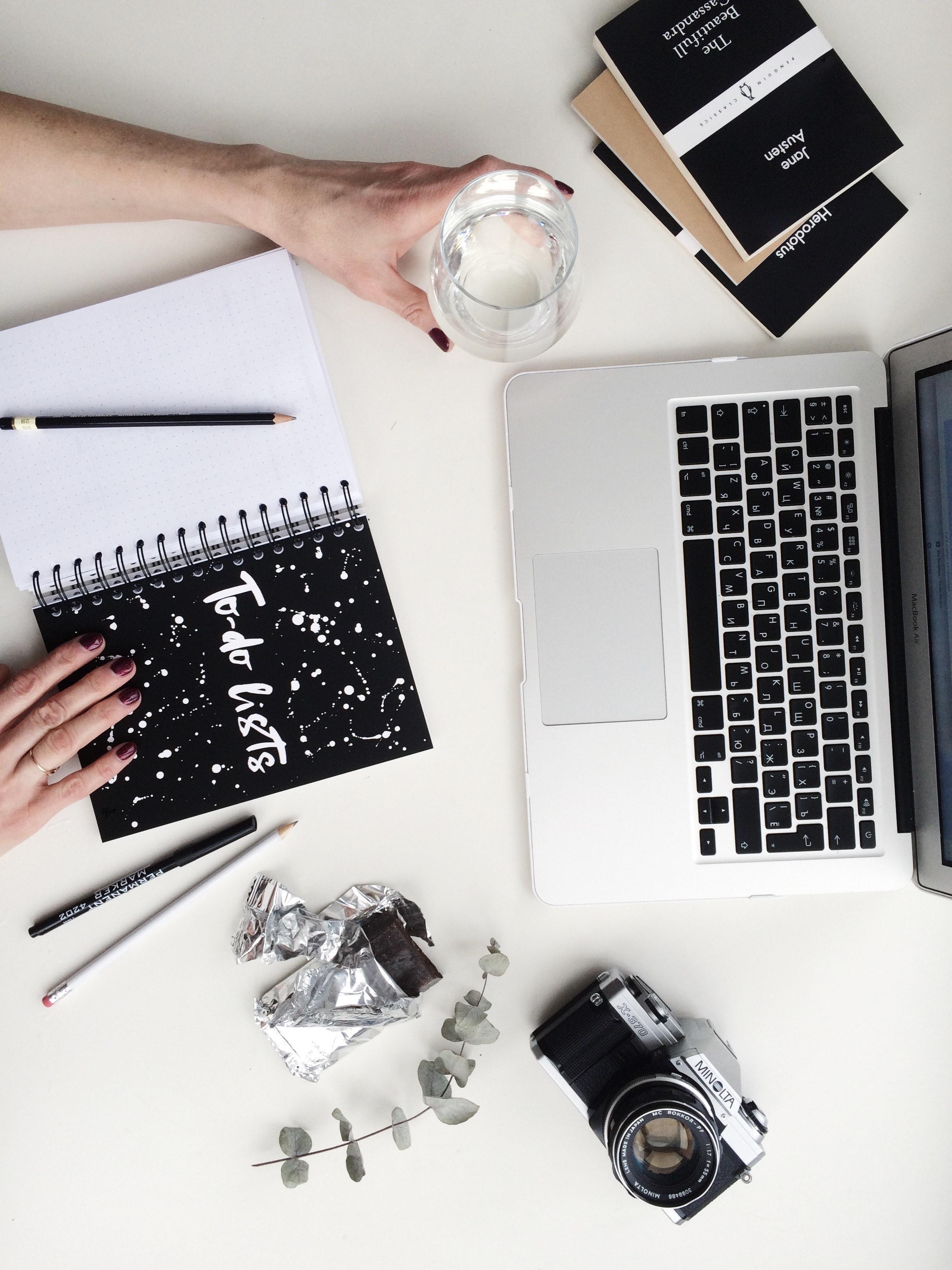 blog comment débuter un bullet journal