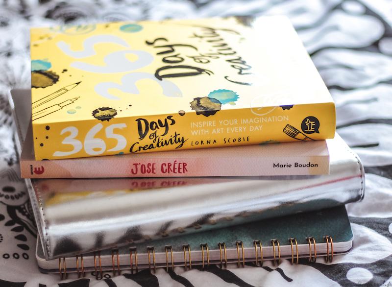 5 livres pour booster sa créativité au quotidien