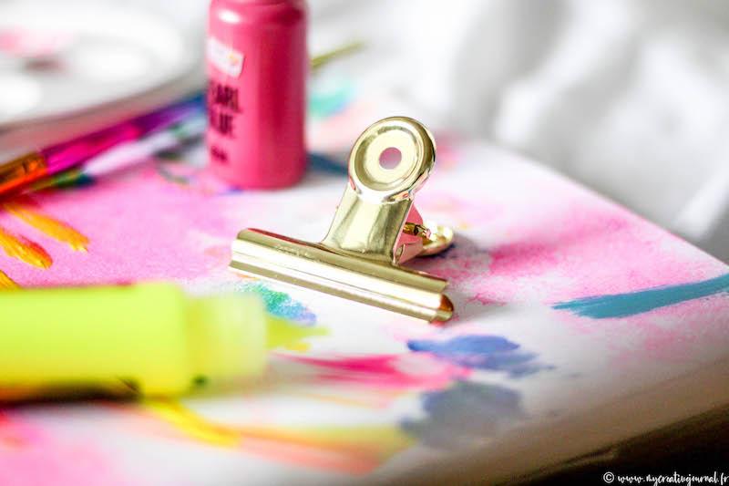 comment remplir art journal
