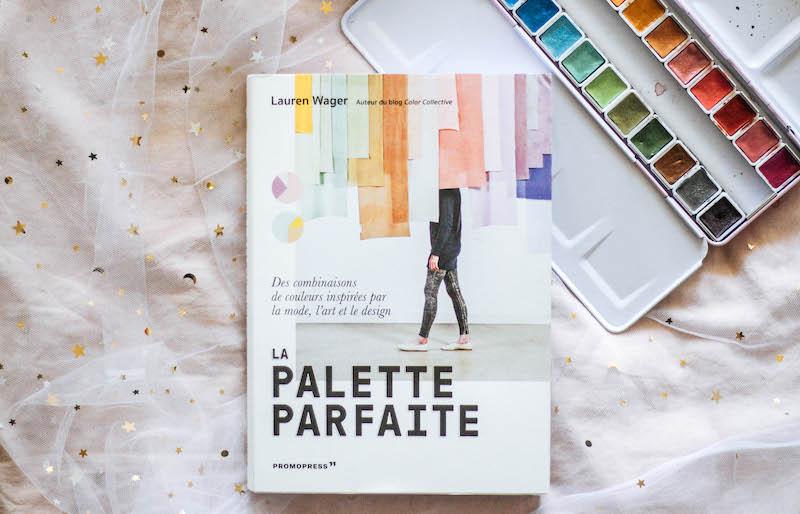 la palette parfaite livre