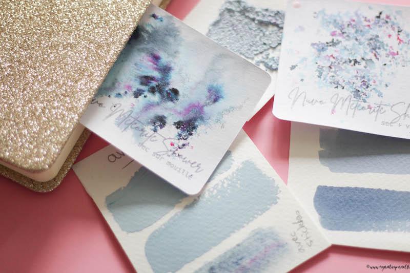 pigment poudre scrap